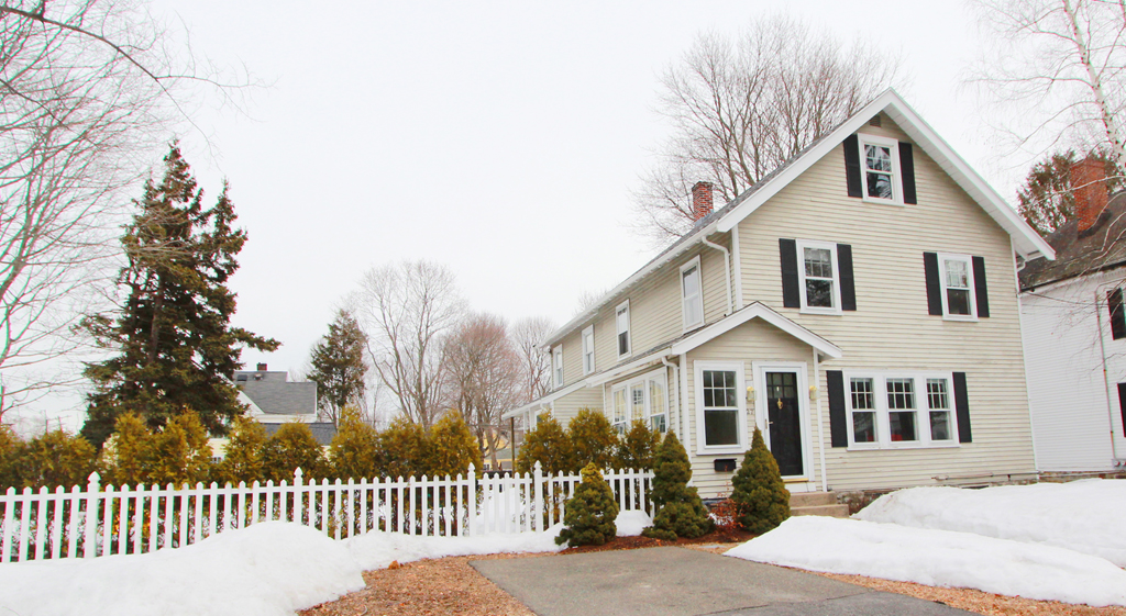27 Marion Street, Dedham MA - Home For Sale