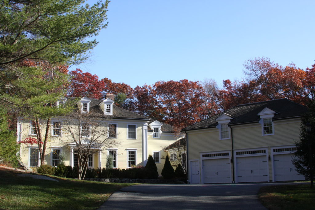 New England Style Colonial For Sale - Dedham MA