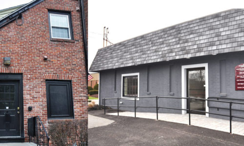 Front Exterior Images of 5 Barlow Lane, Westwood & 601 Neponset Street, Canton MA