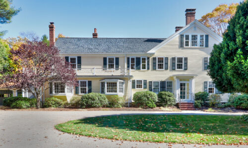 Front Exterior Photograph of 400 Gay Street, Westwood MA