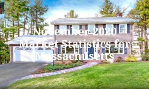 Screenshot of November 2020 Market Statistics for Massachusetts Video