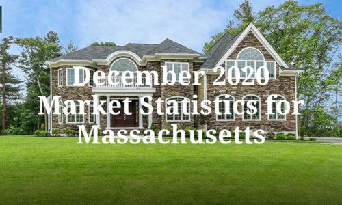 Screenshot of December 2020 Market Statistics Video